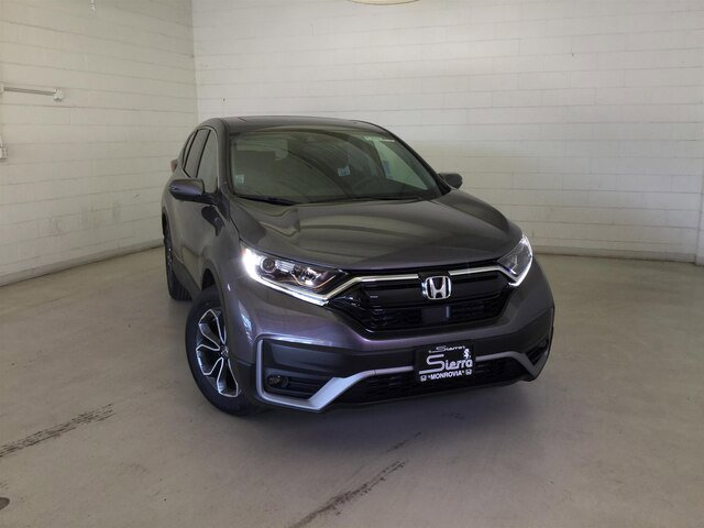 2020 Honda CR-V EX EX 2WD Intercooled Turbo Regular Unleaded I-4 1.5 L/91 [2]