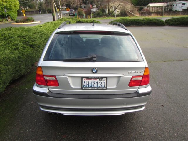 Used 2005 BMW 3 Series 325xi 4dr Sports Wgn AWD