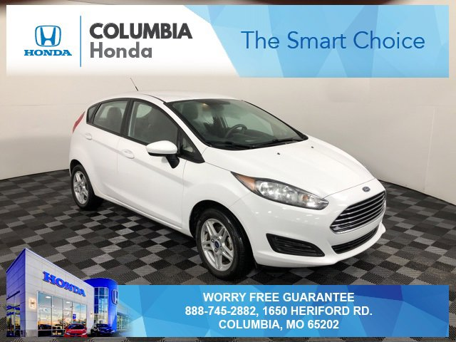 Used 2019 Ford Fiesta in Columbia, MO