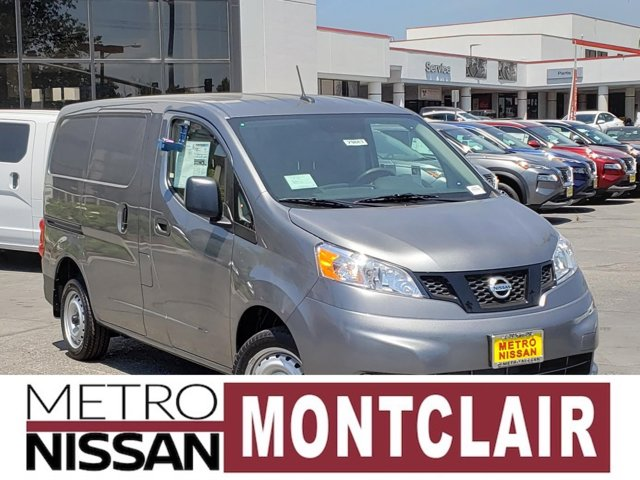 2021 Nissan NV200 Compact Cargo S I4 S Regular Unleaded I-4 2.0 L/122 [1]