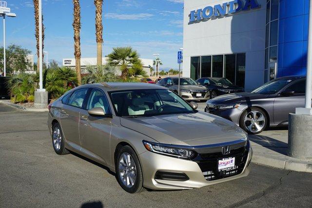 New 2020 Honda Accord Sedan in Indio, CA