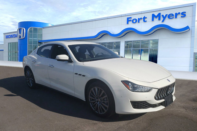 Used 2019 Maserati Ghibli in Fort Myers, FL