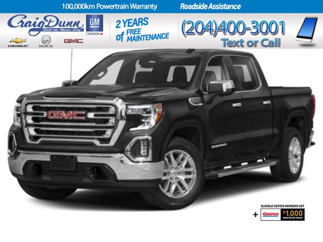 2021 GMC Sierra 1500 AT4 4WD Crew Cab 147″ AT4 Gas V8 6.2L/376 [10]