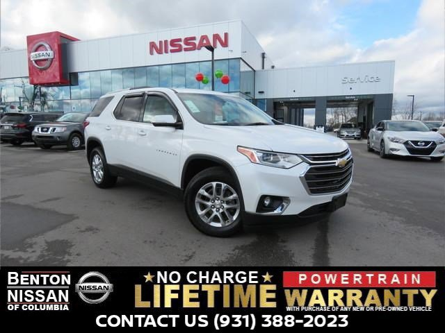 Used 2018 Chevrolet Traverse in Columbia, TN
