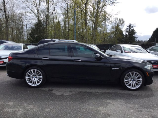 Used 2012 BMW 5 Series 4dr Sdn 550i xDrive AWD