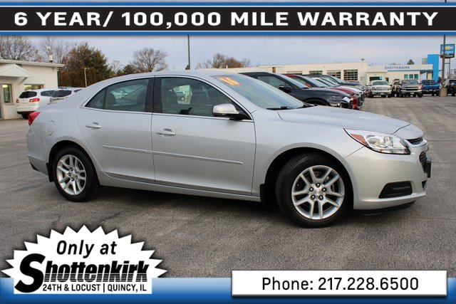Used 2016 Chevrolet Malibu Limited in Quincy, IL