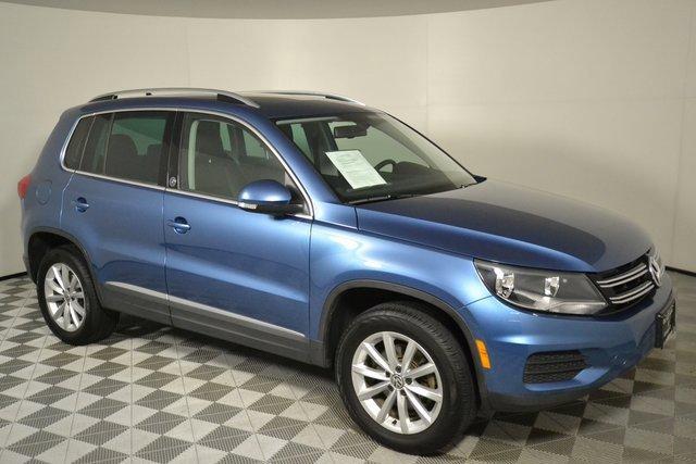Used 2017 Volkswagen Tiguan in Lynnwood, WA