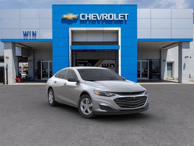 2020 Chevrolet Malibu LS 4dr Sdn LS w/1LS Turbocharged Gas I4 1.5L/91 [2]