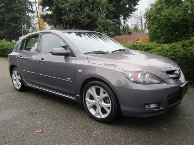 Used 2007 Mazda Mazda3 5dr HB Auto s Touring