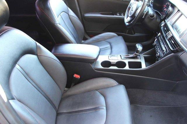 2016 Kia Optima SX Turbo 16