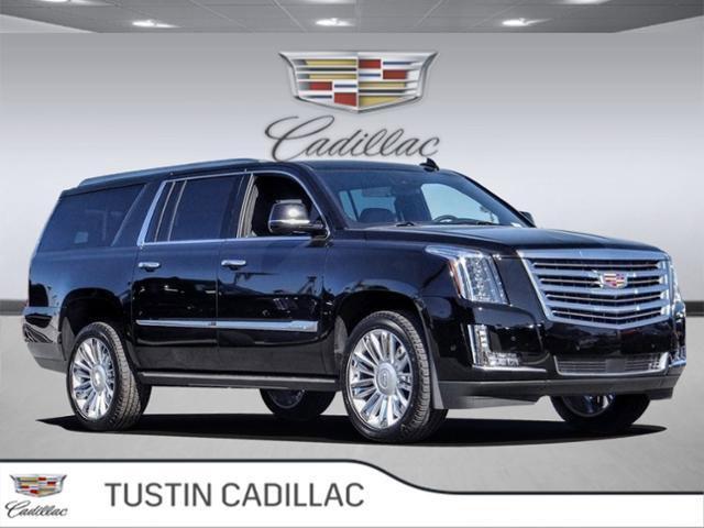 2020 Cadillac Escalade ESV Platinum 4WD 4dr Platinum Gas V8 6.2L/376 [5]