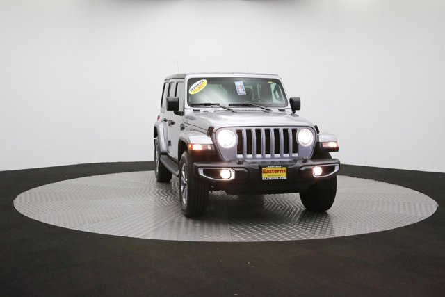 2019 Jeep Wrangler Unlimited for sale 124234 46