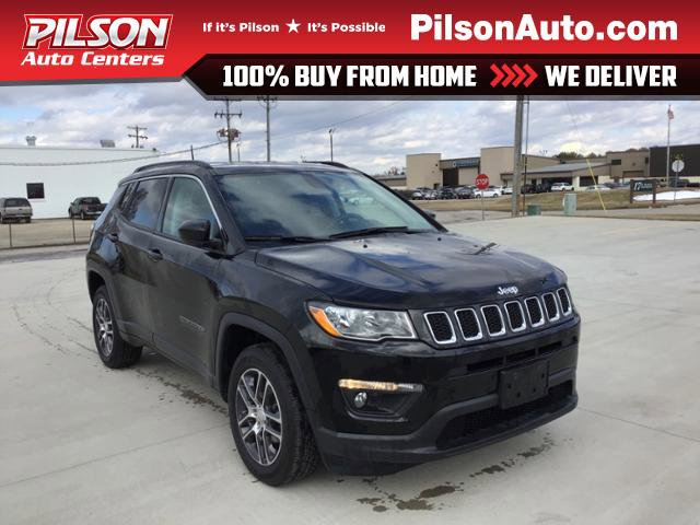 Used 2018 Jeep Compass in Mattoon, IL