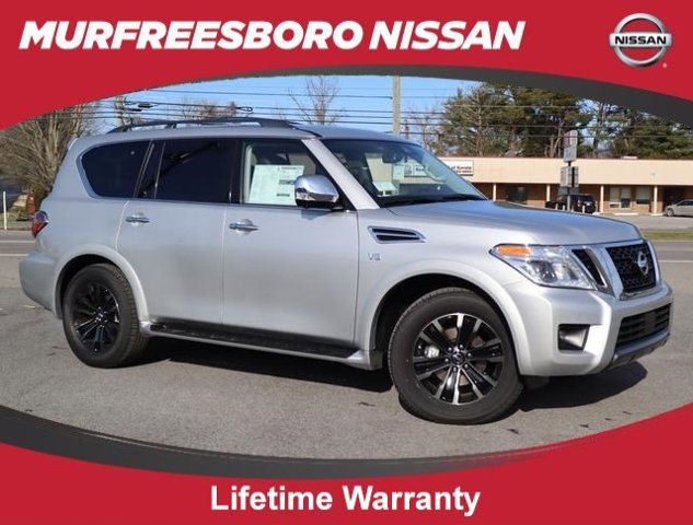 New 2020 Nissan Armada in Murfreesboro, TN