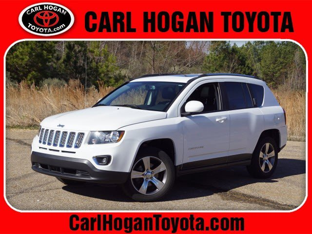 Used 2017 Jeep Compass in Columbus, MS