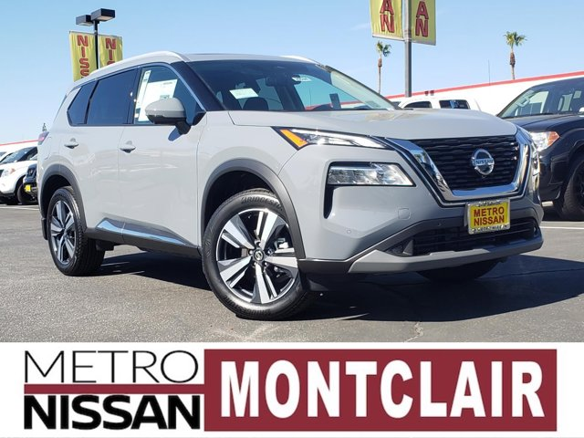 2021 Nissan Rogue SL FWD SL Regular Unleaded I-4 2.5 L/152 [2]
