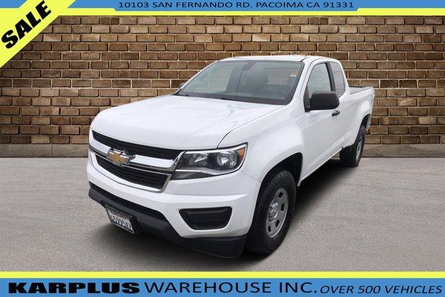 2018 Chevrolet Colorado 2WD Base
