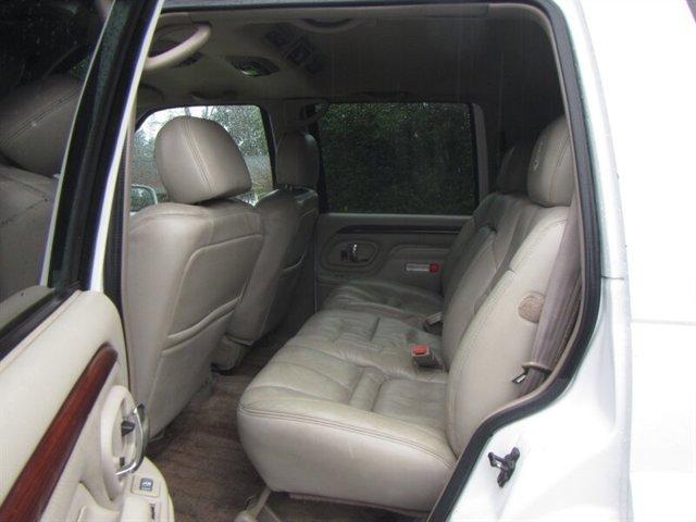 Used 1999 Cadillac Escalade 4dr 4WD