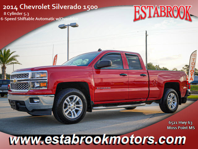 Used 2014 Chevrolet Silverado 1500 in Moss Point, MS