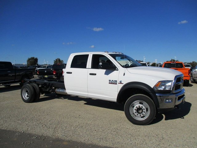 New 2017 Ram 4500 Chassis Cab Tradesman 4x2 Crew Cab 84 CA 197.4 WB