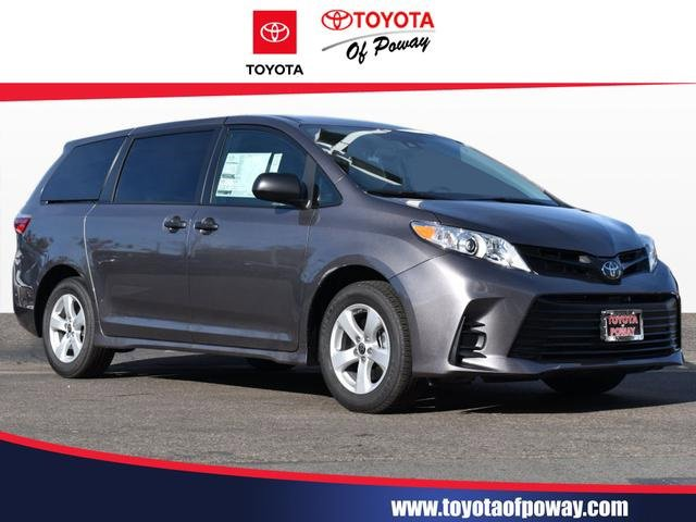 New 2020 Toyota Sienna in Poway, CA