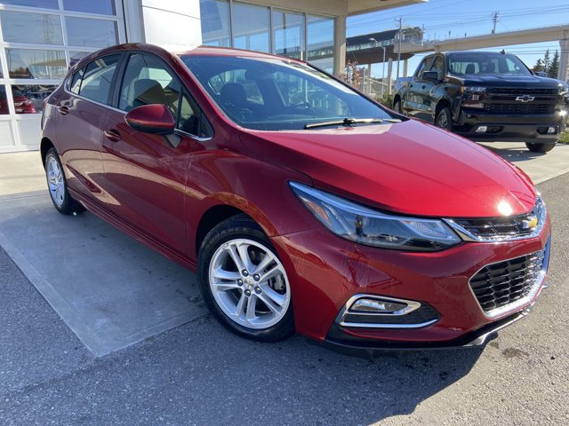 2018 Chevrolet Cruze LT 4dr HB 1.4L LT 1.4L Turbo [0]