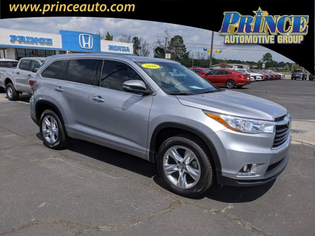 Used 2016 Toyota Highlander in Tifton, GA