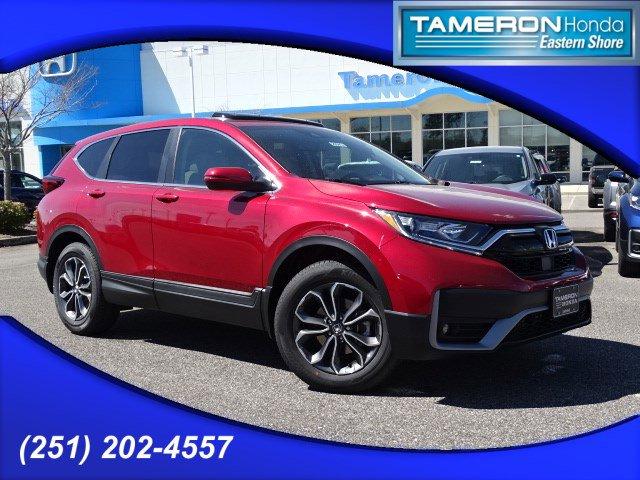 New 2020 Honda CR-V in Daphne, AL