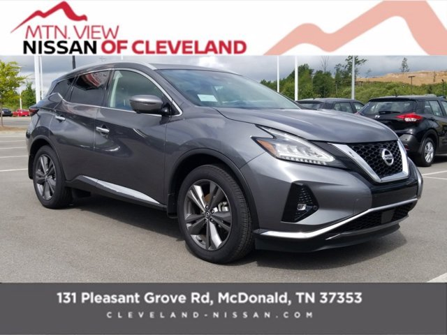 New 2020 Nissan Murano in McDonald, TN