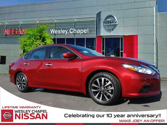 New 2017 Nissan Altima in Wesley Chapel, FL