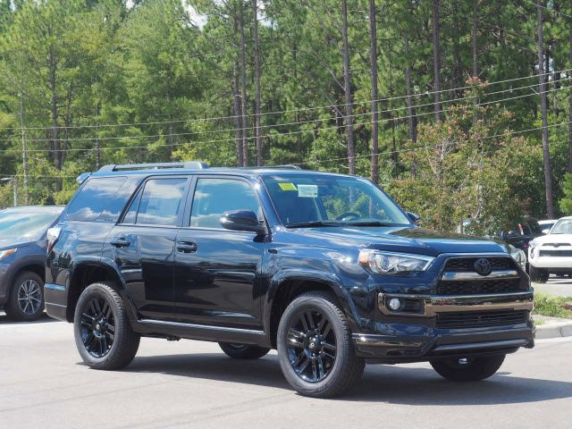 New 2019 Toyota 4Runner in Southern Pines, NC