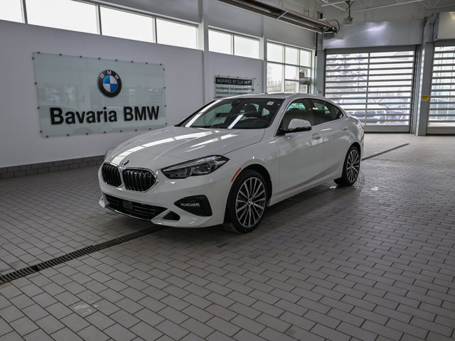 2020 BMW 2 Series 228i xDrive 228i xDrive Gran Coupe Intercooled Turbo Premium Unleaded I-4 2.0 L/122 [0]