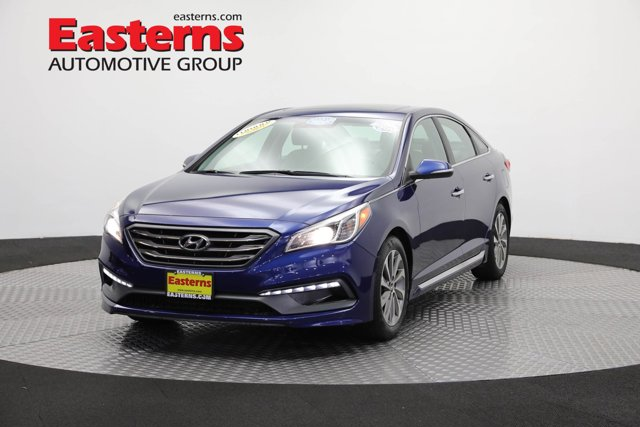 2017 Hyundai Sonata for sale 124514 0