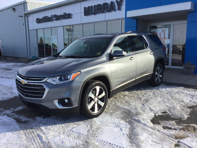 2021 Chevrolet Traverse  Gas V6 3.6L/ [1]