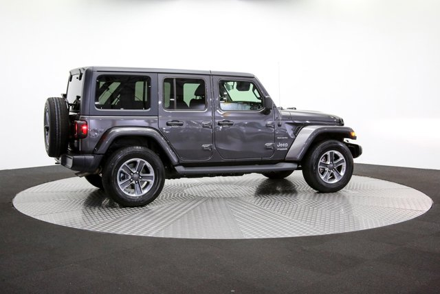 2019 Jeep Wrangler Unlimited for sale 123540 37