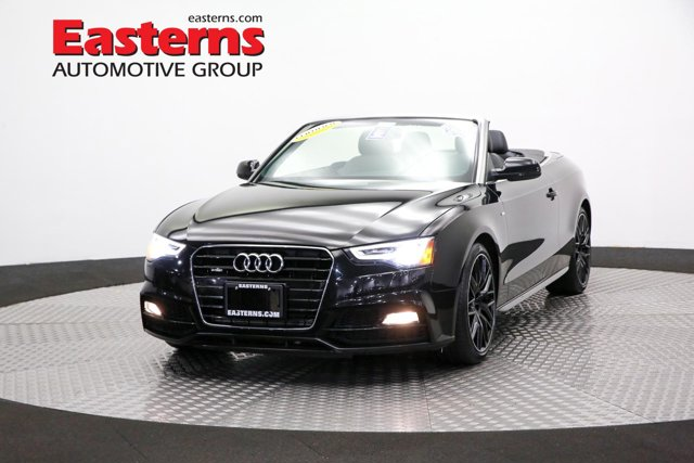 2017 Audi A5 Cabriolet for sale 123658 0
