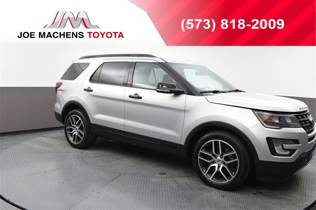 Used 2017 Ford Explorer in Columbia, MO