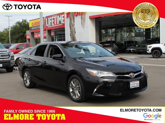 Used 2017 Toyota Camry in Westminster, CA