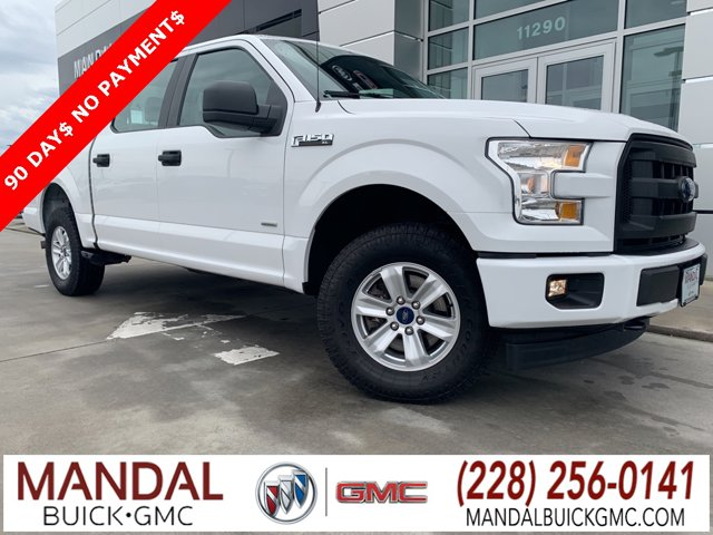 Used 2017 Ford F-150 in D'Iberville, MS