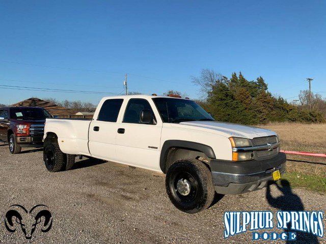 Used 2004 Chevrolet Silverado 3500 in Sulphur Springs, TX