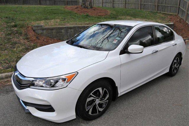 Used 2017 Honda Accord Sedan in High Point, NC