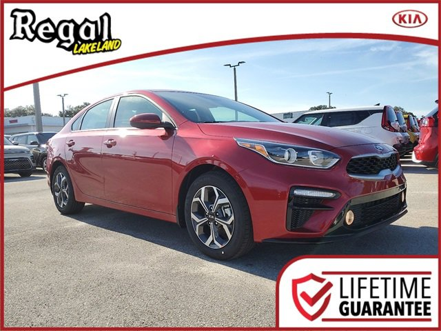 New 2020 KIA Forte in Lakeland, FL