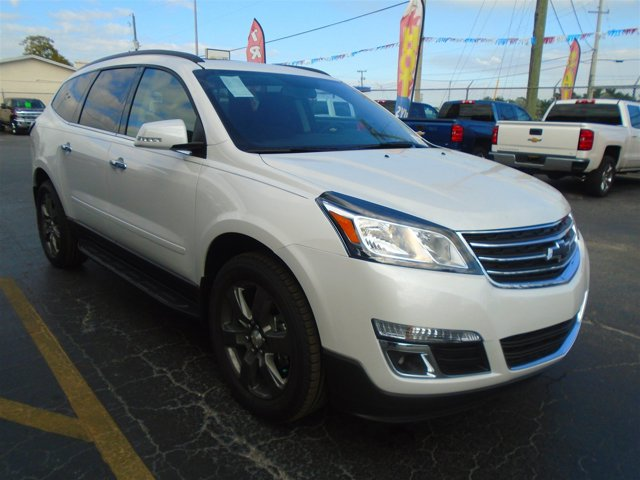 New 2017 Chevrolet Traverse in Quincy, FL