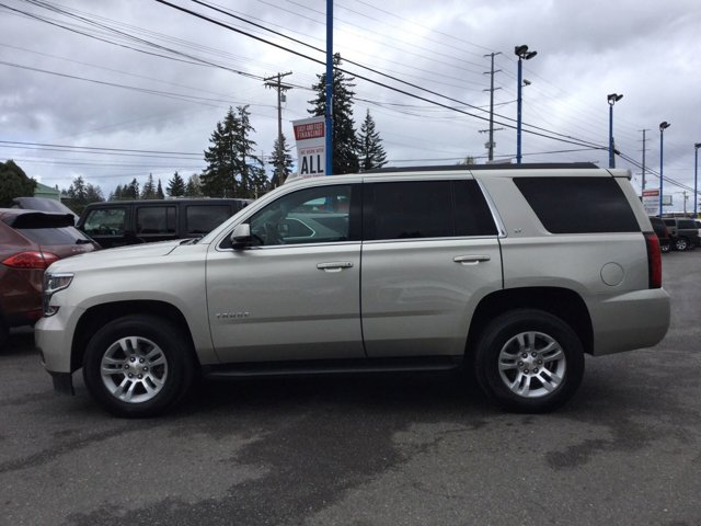 Used 2017 Chevrolet Tahoe 4WD 4dr LT