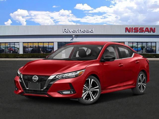 2021 Nissan Sentra SR SR CVT Regular Unleaded I-4 2.0 L/122 [14]