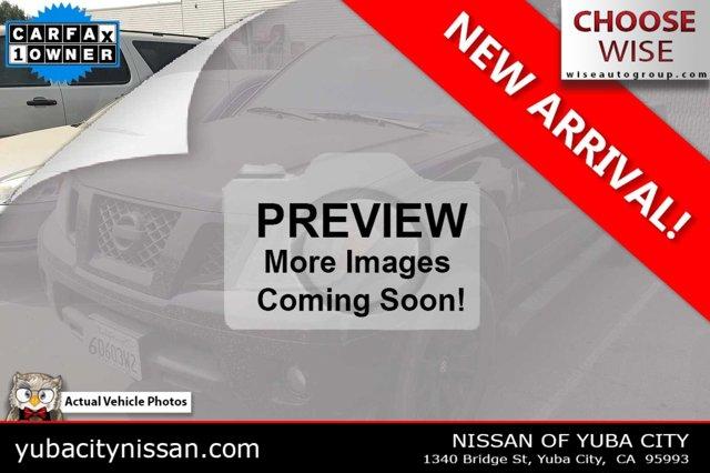 2019 Nissan Frontier SV Crew Cab 4x2 SV Auto Regular Unleaded V-6 4.0 L/241 [1]