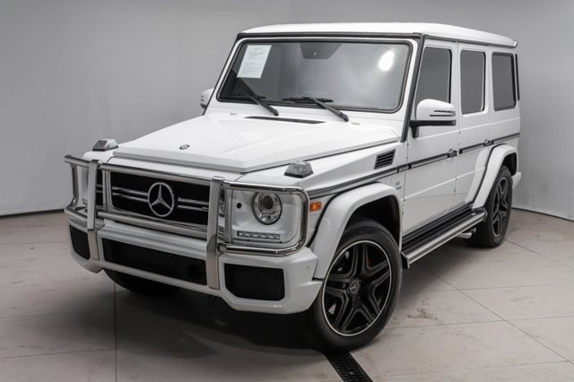 Used 2017 Mercedes-Benz G-Class in Akron, OH