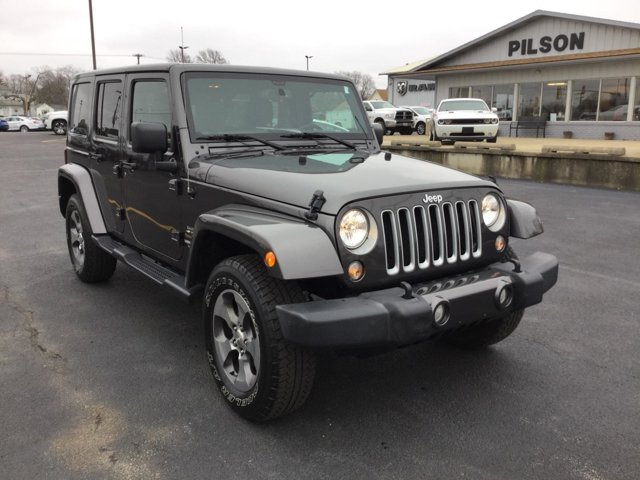 Used 2016 Jeep Wrangler Unlimited in Mattoon, IL