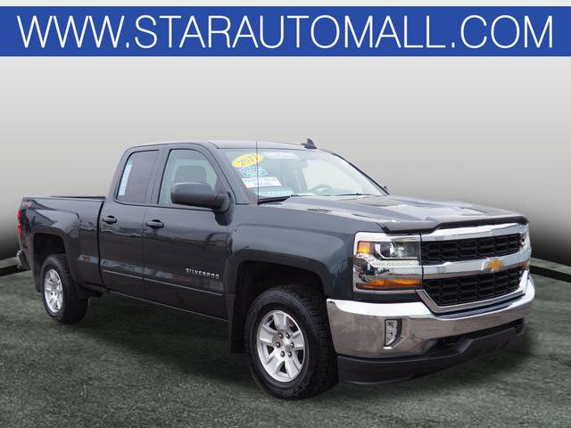 Used 2017 Chevrolet Silverado 1500 in Greensburg, PA