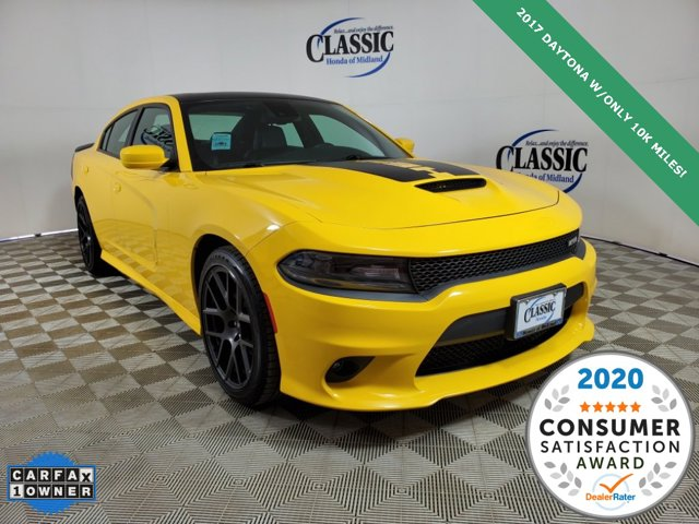 Used 2017 Dodge Charger in Midland, TX